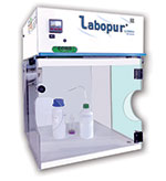 New mini ductless fume hood Labopur H70