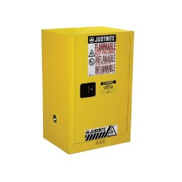 armadio di sicurezza per prodotti infiammabili - 45 l - manuale